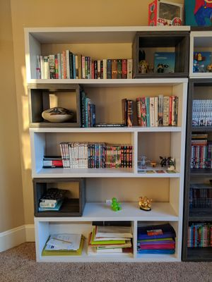 Room Divider / Bookcase - NEW unpacked for Sale in Renton, WA