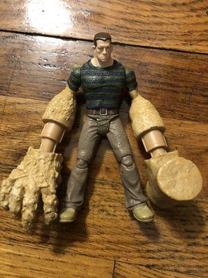 "Marvel SpiderMan 3 Movie Punch Attack Sandman 5"" Action Figure Hammer Hand 2006 for Sale in Johnston, RI"