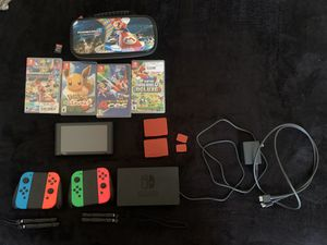 Nintendo Switch Package for Sale in Hilliard, OH