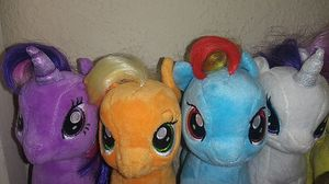 MLP Plushies for Sale in Miami, FL