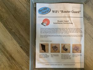 WiFi Router Guard - Blocks EMF Exposure for Sale in Palm Harbor, FL