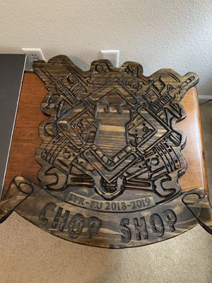 Custom wood signs, plaques, 3D carves for Sale in Fort Leonard Wood, MO