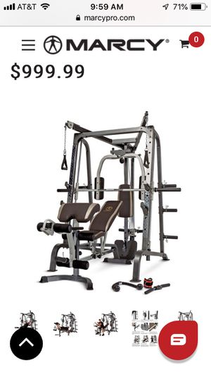 Marcy workout machine for Sale in Edna, TX