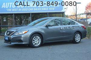 2016 Nissan Altima for Sale in Fairfax, VA