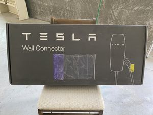 Tesla Wall Charger for Sale in Riverside, CA