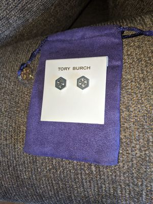 Tory Burch Stud Earrings for Sale in San Marcos, TX
