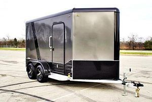Enclosed Cargo 2O16 Price$1000 for Sale in Raleigh, NC