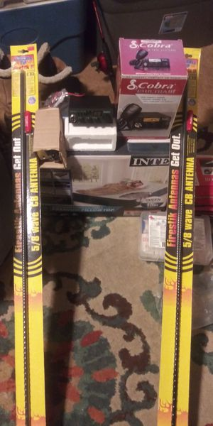 Brand new cb set ups for Sale in Puyallup, WA