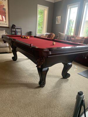 DLT Slate Pool Table Complete Set for Sale in Santa Ana, CA