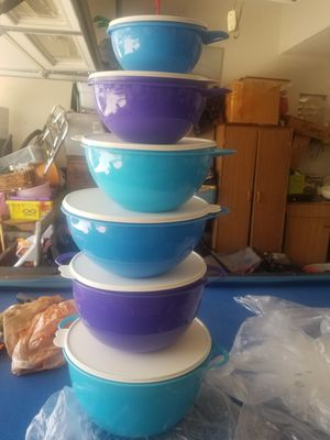 Tupperware for Sale in Perris, CA