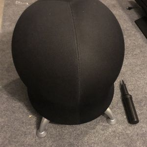 Zenergy Ball Chair, Black for Sale in North Las Vegas, NV
