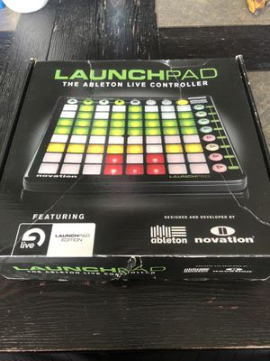 Ableton Launchpad for Sale in San Jacinto, CA