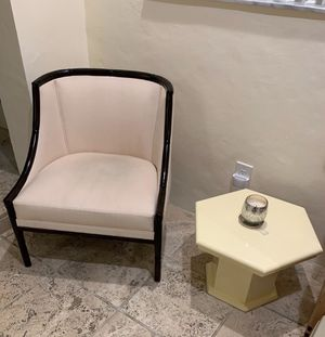 Chair and Table for Sale in Miami, FL