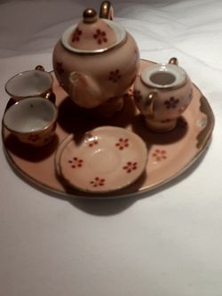 Tiny Tea Set for Sale in Wenatchee,  WA