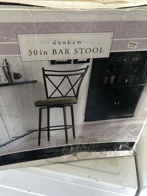 Brand new bar stool for Sale in Manteca, CA