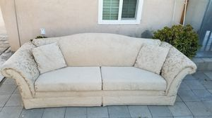 Sofa free for Sale in Redlands, CA