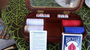 Bicycle Texas Hold'em for Sale in Henderson, NV