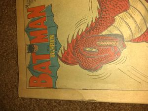 Batman and Robin , the beast of KOBA BAY for Sale in Cleveland, OH