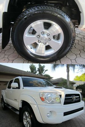 Great Shape. 2008 Toyota Tacoma AWDWheels for Sale in Montgomery, AL