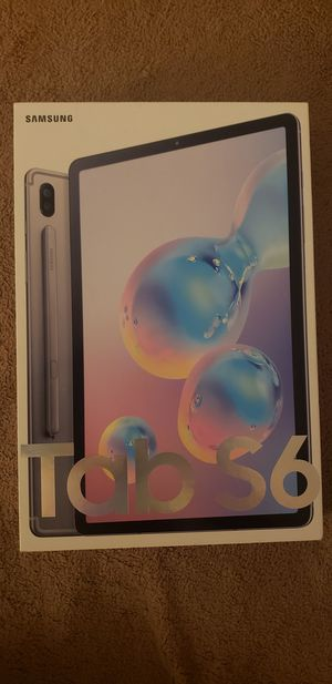 Samsung Tab S6 NEW NEW NEW for Sale in Miami, FL