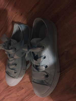 Blue converse size 2, brand new for Sale in Berkeley Township, NJ