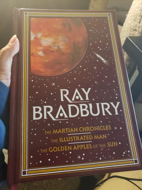 Ray Bradbury - 3x Book Collection (Barnes and Noble)