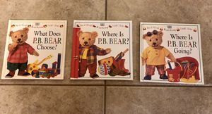 PB Bear kids books for Sale in Lewisville, TX