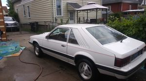 1979 ghia turbo rare option foxbody trade for Sale in Wyandotte, MI