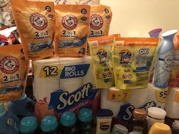 Febreze Plus More in Super Mega Household Bundle 48 items!
