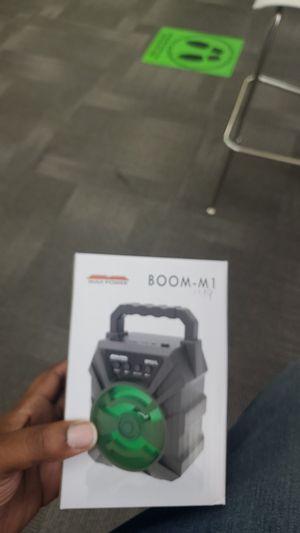 Boom M1 bluetooth sp for Sale in Benton, AR