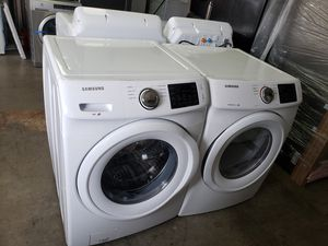 New Samsung Washer & Gas dryer Set for Sale in Jurupa Valley, CA