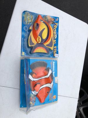 Pool Fish battery operated for Sale in Manassas, VA