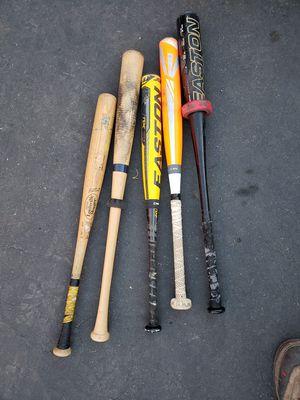 Baseball bats for Sale in Vista, CA