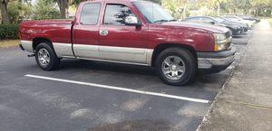 Chevrolet Silverado for Sale in Tampa, FL