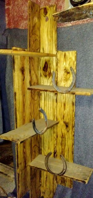 Wooden corner shelf for Sale in Chaparral, NM