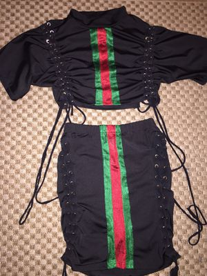 Gucci shirt & skirt for Sale in West Palm Beach, FL
