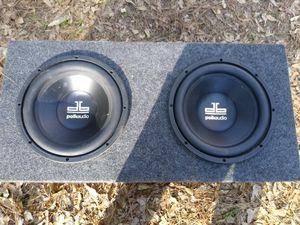Two 10in polk audio for Sale in Stone Mountain, GA