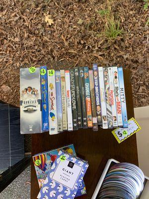 DVD Assortment for Sale in Glen Allen, VA