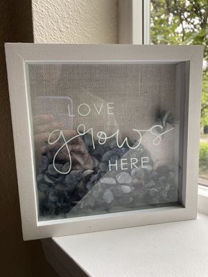 Shadow box home decor for Sale in West Linn, OR