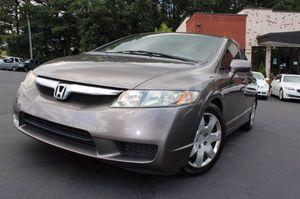2009 Honda Civic Sdn for Sale in Cumming, GA