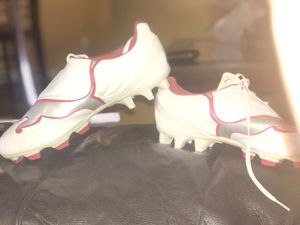 Pink/White Puma Soccer Cleats for Sale in Denver, CO