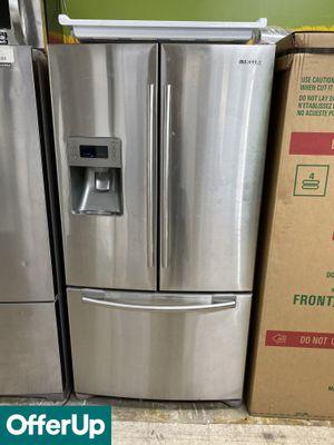 🚀🚀🚀French Door 3-Door Refrigerator Fridge Samsung Works Perfectly #1011🚀🚀🚀 for Sale in Satellite Beach, FL