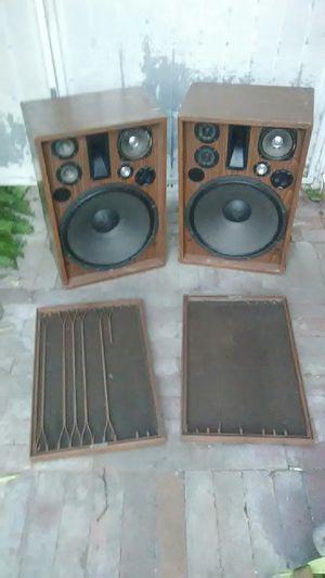 Kenwood 5way 6 speaker stereo vintage audio made japan for Sale in Corona, CA