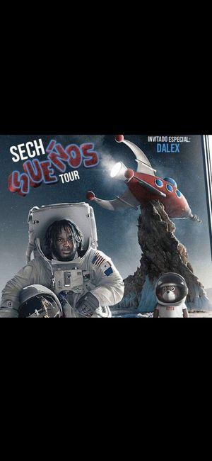 Sech Sueños Tour 2020 for Sale in Dallas, TX