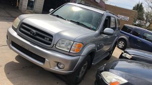 2002 Toyota Sequoia for Sale in Hyattsville, MD
