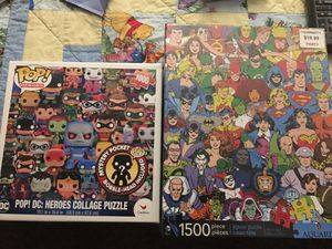Dc puzzles *new* for Sale in Oregon City, OR
