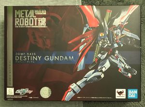 Metal Robot Damashii Spirits Destiny Gundam Seed New for Sale in Los Angeles, CA
