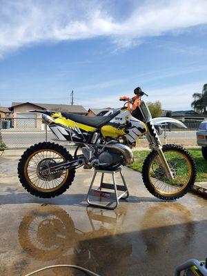 97 Suzuki 250 2stroke for Sale in Delano, CA