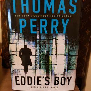 Thomas Perry Book - Eddie's Boy for Sale in Destin, FL