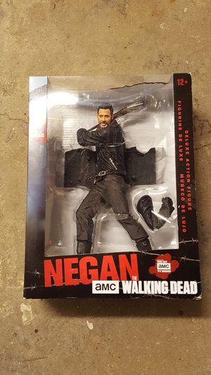 Walking Dead Negan Deluxe Action Figure for Sale in West New York, NJ